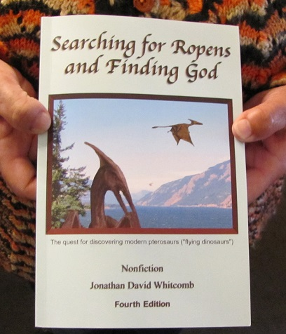 Fourth edition of the nonfiction cryptozoology book