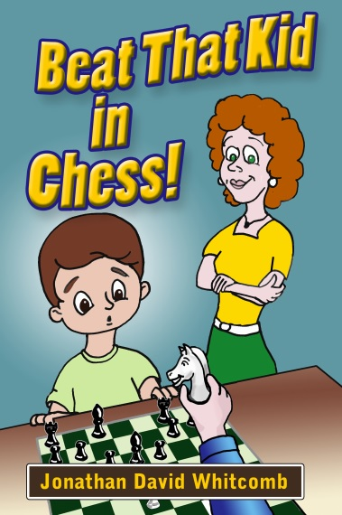 """Beat That Kid in Chess"" - by Whitcomb"