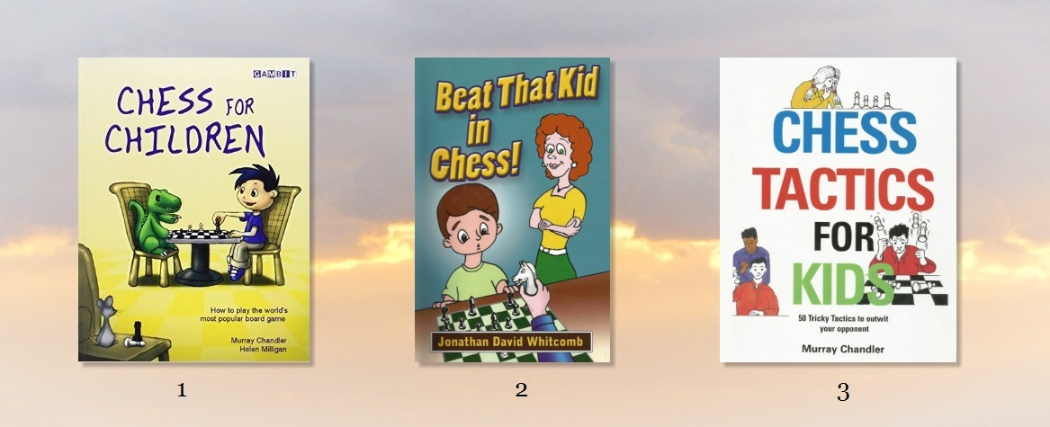 Three books for chess players